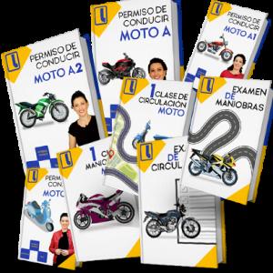 Motos AM A1 A2 A